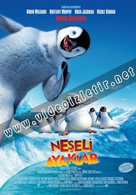 Neşeli Ayaklar - Happy Feet Film izle