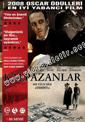 Kalpazanlar The Counterfeiters film izle
