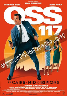 OSS 117 film izle