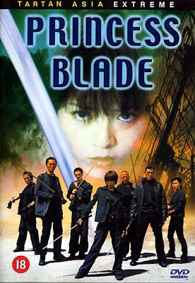 The Princess Blade film izle