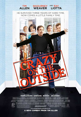 Crazy On The Outside film izle