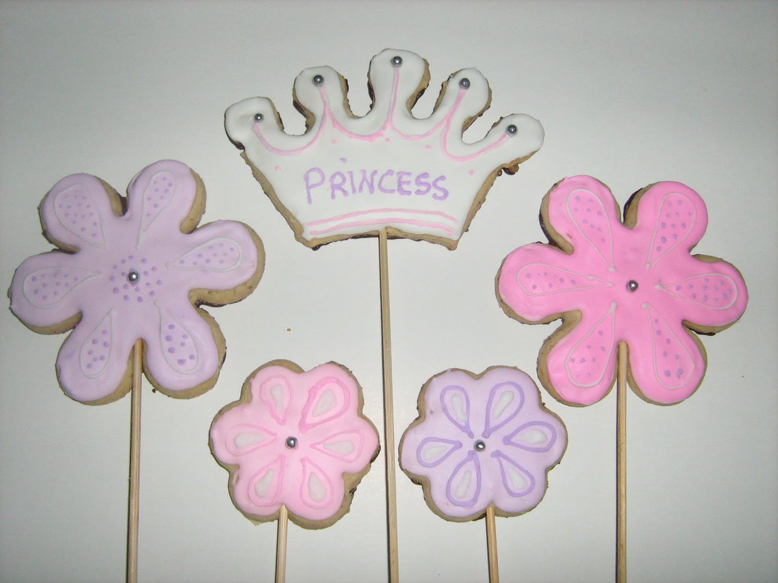Galletas Decoradas De Princesas Galletas Decoradas Muffins Tachi Dia De Princesas