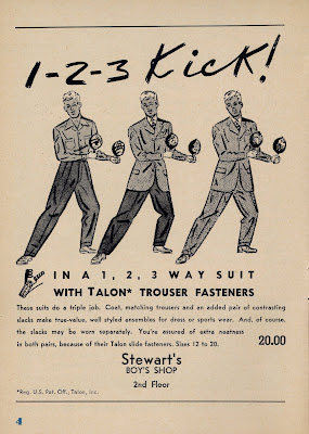 Past Perfect Vintage Sports Shorts 1942