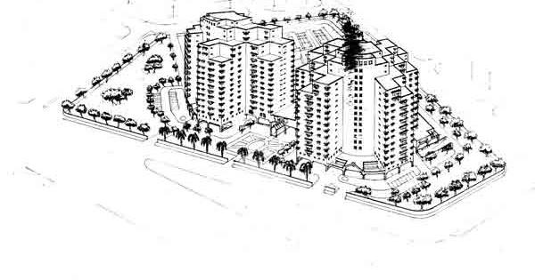 Image Result For Denah Apartemen Studio