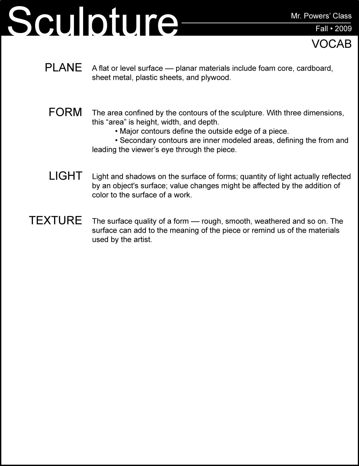 Way Wac Wa Art Folding Project Handouts For You