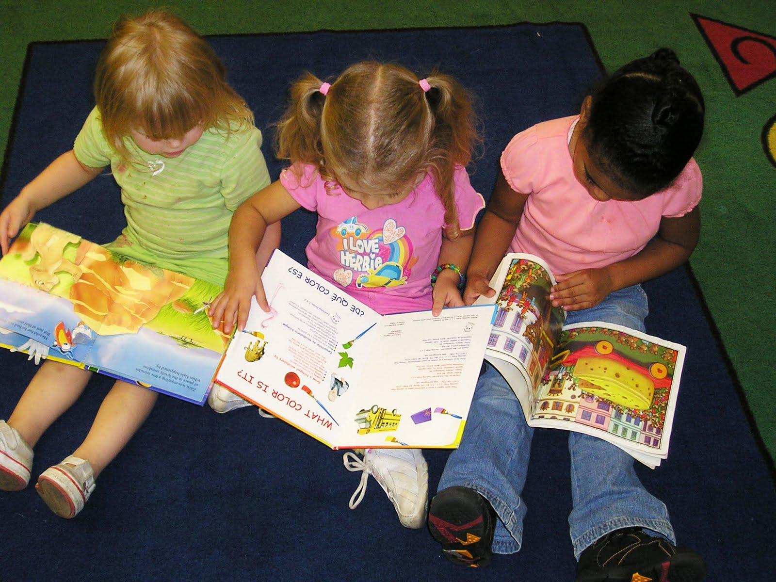 Destination Kindergarten Early Reading Skills
