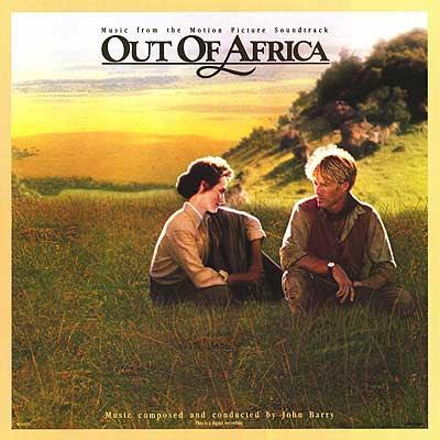 hayali dostlar mekanı: Out Of Africa: Benim Afrikam