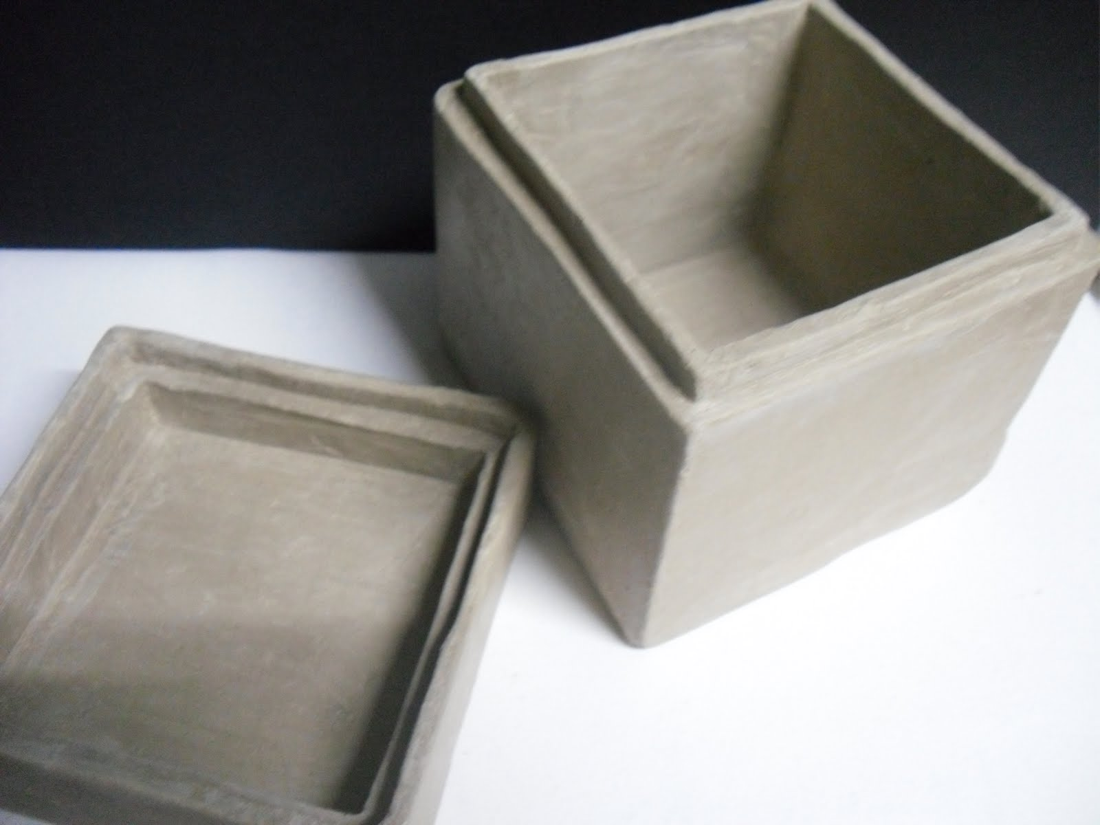 Just Clay: My Slab Box