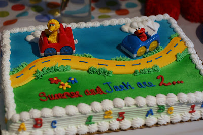 The Boys Had An Elmo Theme For Their Second Birthday I Didnt Make Cake This Year