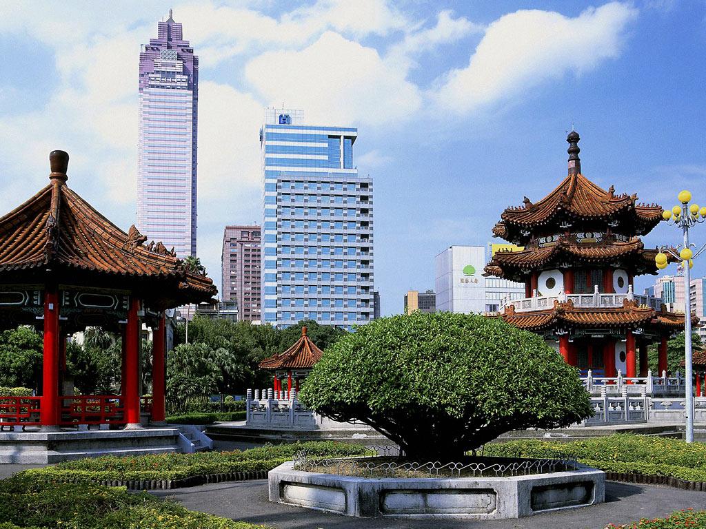 La fortaleza de Taiwán