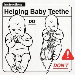 The Tingey Family Website: Baby Instructions