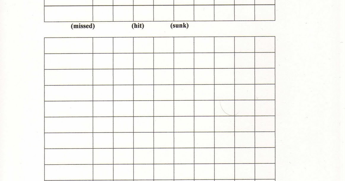 picture about Battleship Game Printable identified as Language Academics Toolbox: Online games: Verb Battleship Template