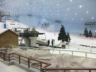 Ski Dubai is i of the best ski places which is the commencement inwards door ski resort inwards the Middl Great Holiday Destination: Ski Dubai