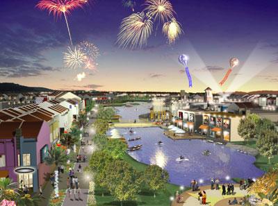 Grand Wisata Bekasi Timur: Masterplan