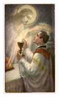 Priest and the Eucharist