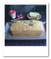 Cake Pomme Pistache