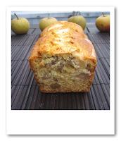 Cake Pomme Banane Noix De Coco