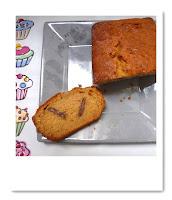 Cake Banane Danette Chocolat