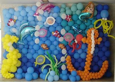 balões para decoração