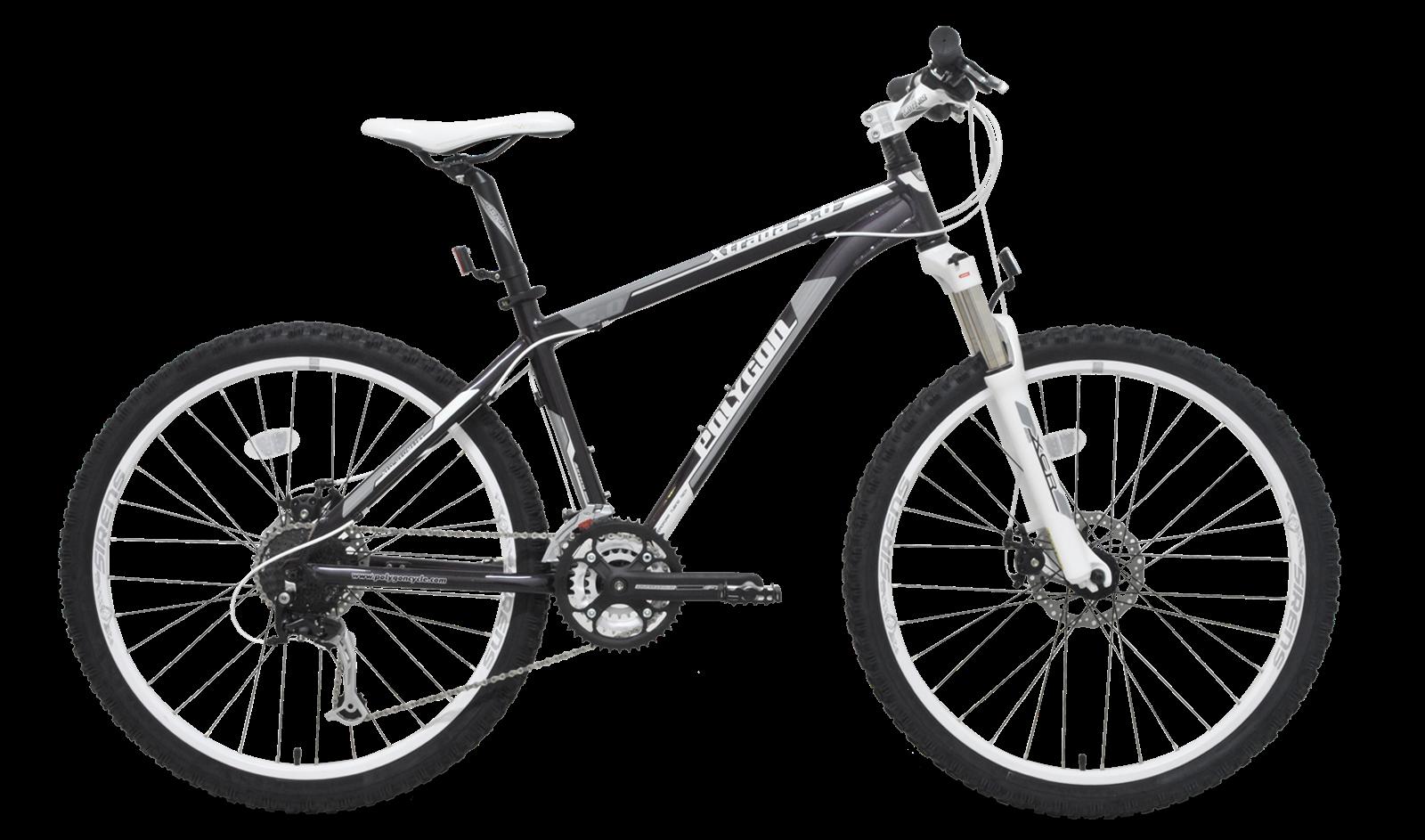 Ride My Bicycle POLYGON XTRADA 5.0 (2011 SERIES)