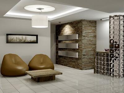 luminaria sala de estar