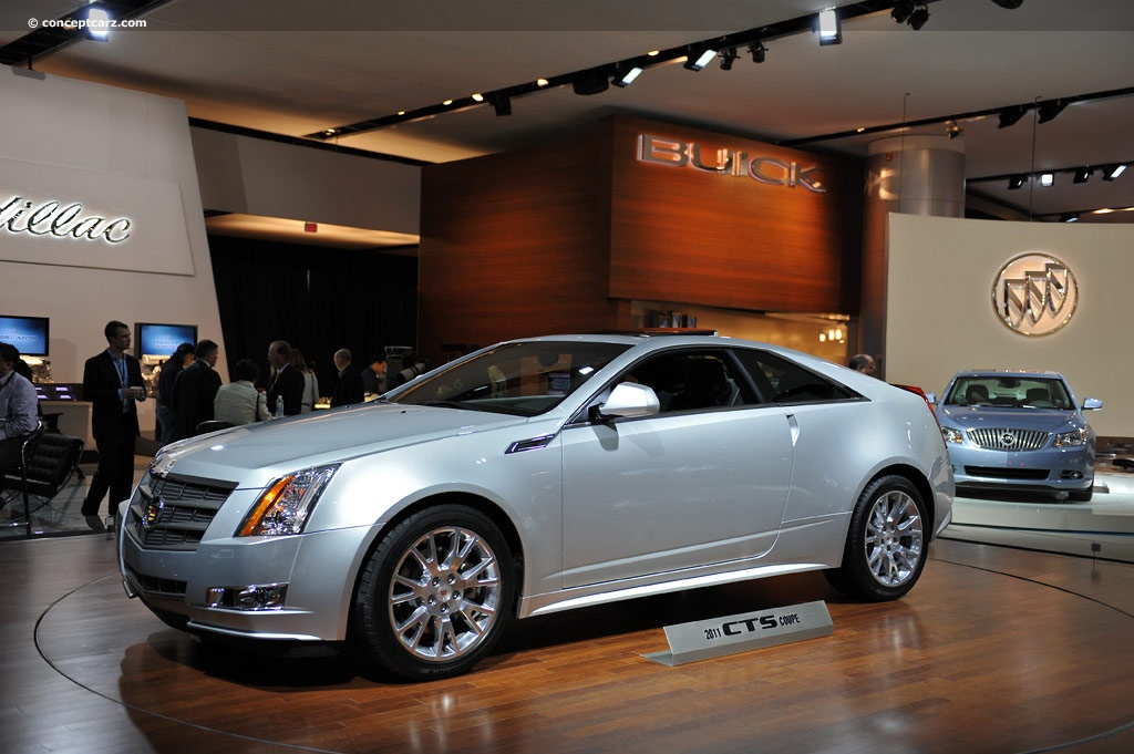 Perfect 2011 Cadillac CTS Coupe | Super Speed Cars | Used Cars
