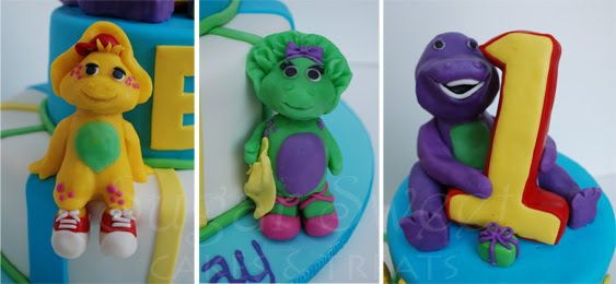 Into The Sides Of Cake Spread Piping Gel Over Tops Then Lay His Knees It All Dinos Are Attached To With