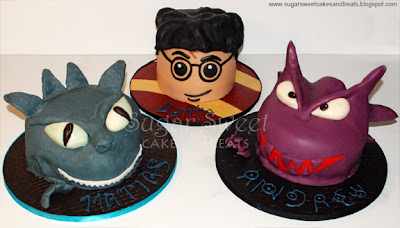 Sugar Sweet Cakes And Treats Character Head Cakes