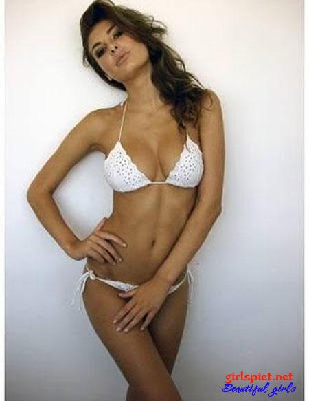 Albania Beauty Model Sexy Bikini Photo 38