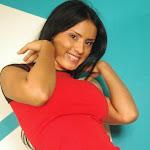 Andrea Rincon, Selena Spice Galeria 2 : Minifalda Roja y Tanga Blanca Foto 9