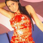 Andrea Rincon, Selena Spice Galeria 1 : Traje Oriental Rojo Foto 16