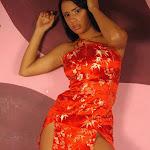 Andrea Rincon, Selena Spice Galeria 1 : Traje Oriental Rojo Foto 51