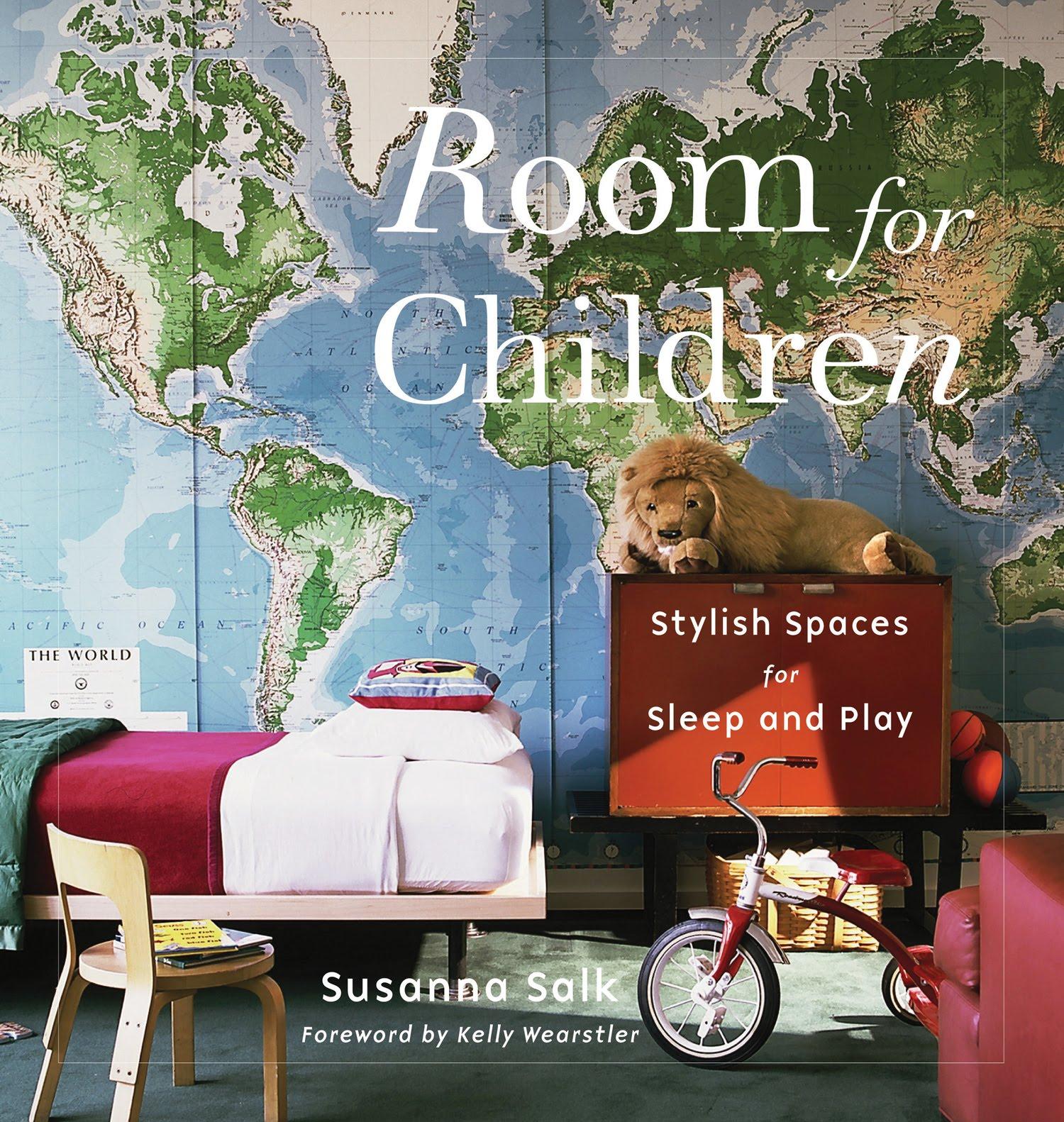 Belle Maison: Book Review: Room For Children