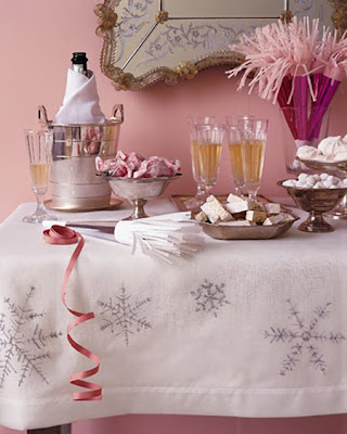 belle maison: Festive Tabletop and Decor Ideas
