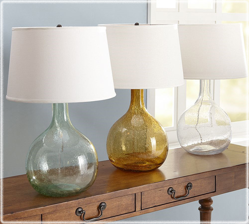 Pottery Barn Jasmine Glass Chandelier: Belle Maison: Coastal Chic Accents & Interiors