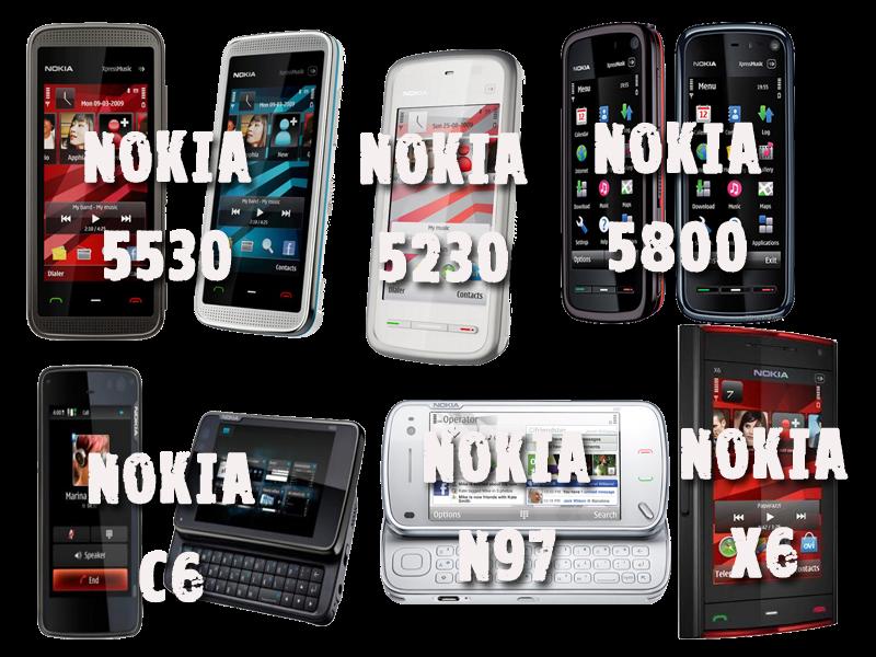 Descargar Gratis Temas De Nokia 5230
