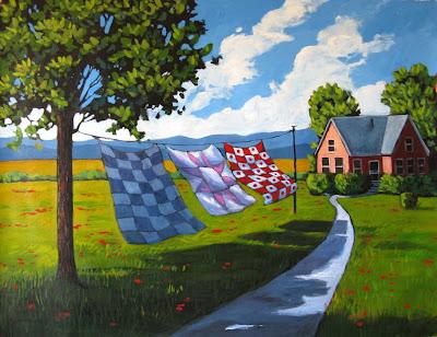 Patty Baker Fine Art Blog Original Acrylic Paintings