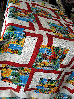 Quilts With Love: A Perfect Pattern For Large Prints