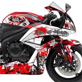 New Art Graffity Paint Graffiti Motorcycle Style Graffiti Ideas