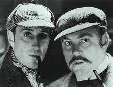 A Place In My Heart always - Basil Rathbone and Nigel Bruce as Holmes and Watson