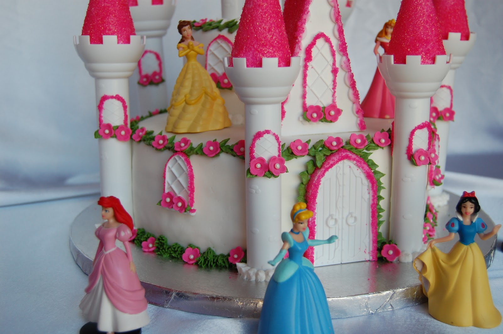 Customised Cakes By Jen Royal Castle Cake