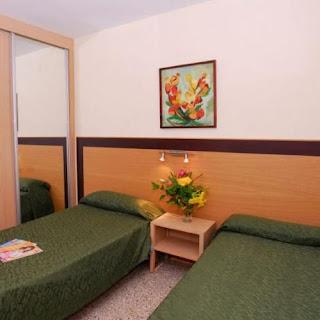 Спальня в номере бунгало Dona Rosa