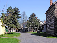 early american town