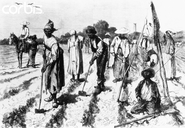 An analysis of slavery in american culture and american development
