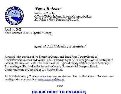 Pensacola Beach Blog Island Deeds For Taxes Resolution