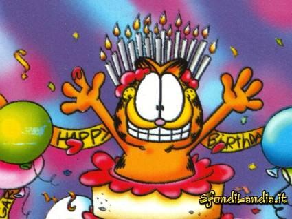 Felice Compleanno Mafalda