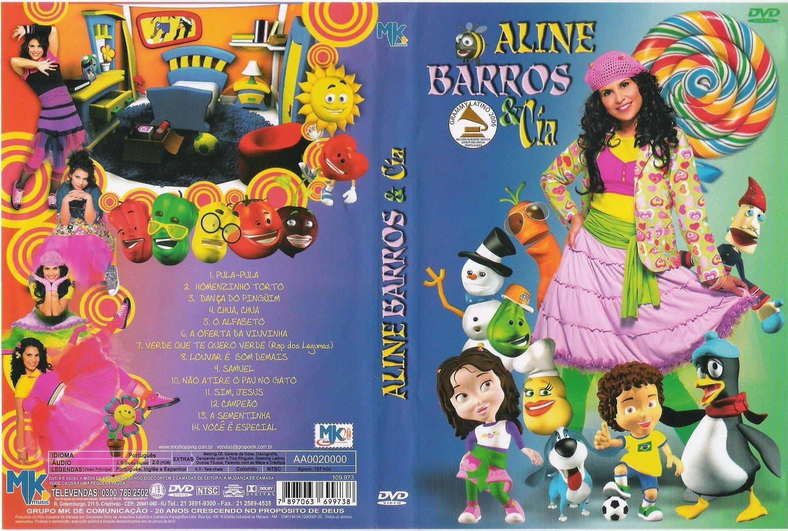 dvd aline barros e cia 2 dvdrip avi