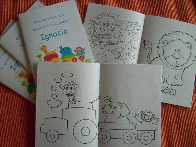 Encantador Cómo Hacer Un Libro Para Colorear Festooning - Ideas Para ...