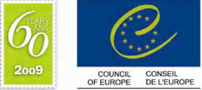 6oth anniversary of Council of Europe logo