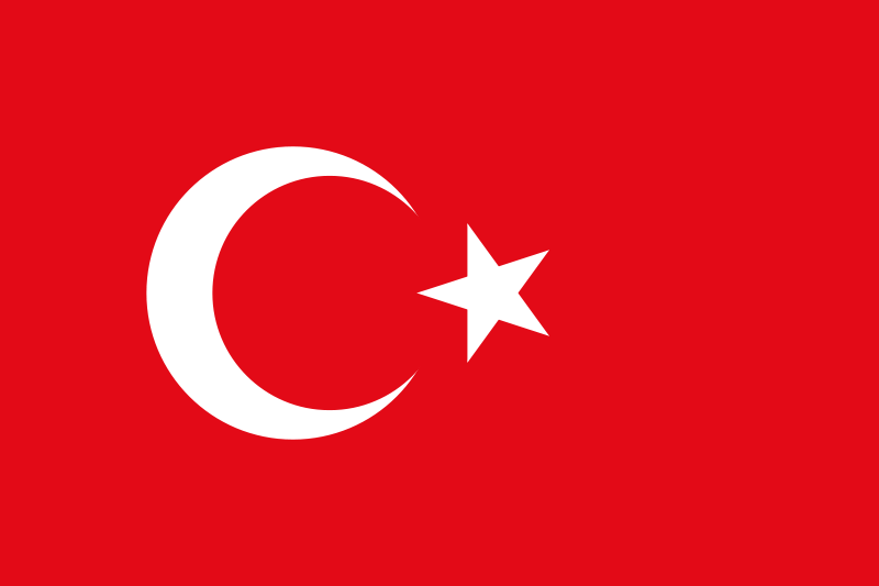 Nome Oficial  Türkiye Cumhuriyeti (República da Turquia) 97df82480771c